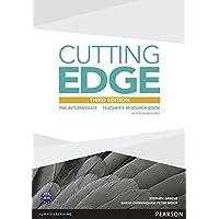 Cutting Edge: Cutting Edge 3rd Edition Pre-Intermediate Teacher's Book and Teacher's Resource Disk Pack Pre-Intermediate Teacher's Book and Teacher's Resource Disk Pack