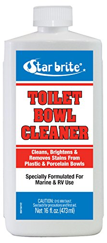 Star brite Toilet Bowl Cleaner - Marine & RV Formula - 16 oz. (86416)