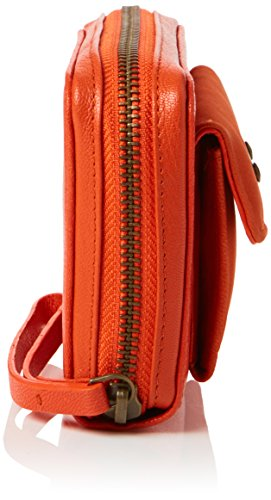Womens Poppy London Wristlet Orange Peny608fly Fly Orange 4fZwq5