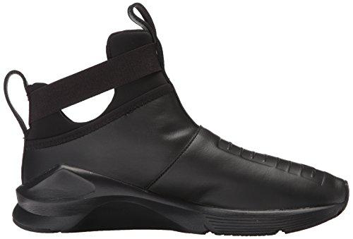Puma Dames Felle Riem Leer Wn Sneaker Puma Zwart