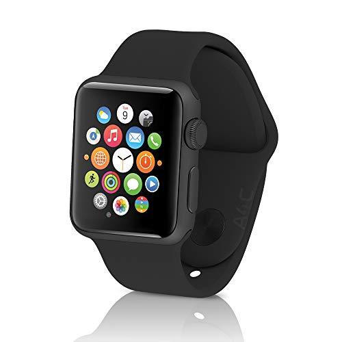 - Apple Watch Series 1 Smartwatch 42mm, Space Gray Aluminum Case/ Black Sport Band (Newest Model) (Renewed)