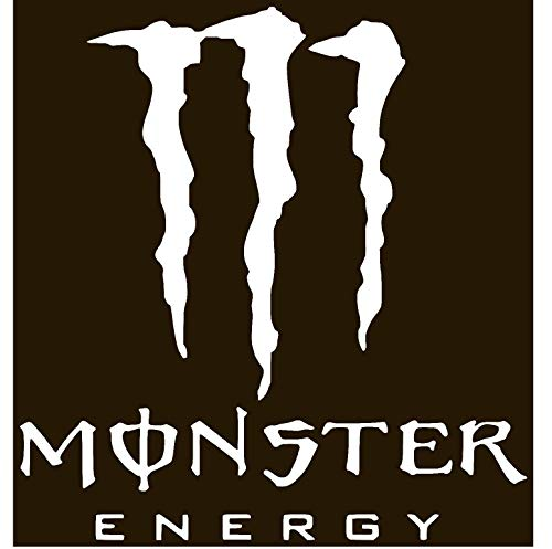 monster energy big sticker - 9