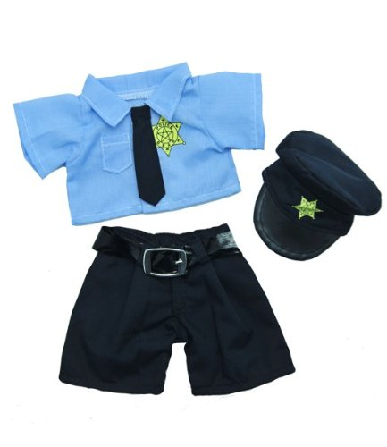 Policeman Outfit Fits Most 8