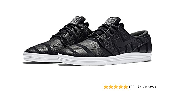 new style 57424 5c71c Nike Lunar Stefan Janoski Mens Skateboarding-Shoes 654857