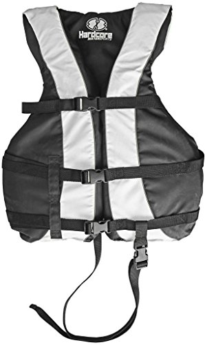 Hardcore Water Sports High Visibility USCG Approved Life Jac