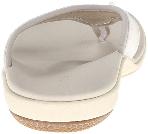 Spenco Yumi Women's Toe Post Orthotic Sandal Birch vtMssz