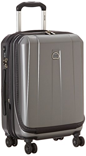 Delsey Luggage Helium Shadow 3.0 19 Inch International Carry-On Expandable (Expandable Suiter Trolley Suitcase)