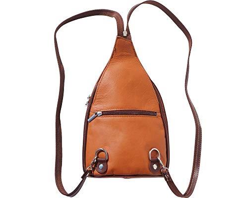 Ouverture Feuille 2060 À Clair Sacs Gm Avec Sac Leather Florence Marron Dos D'arbre marron Foglia Mode Market qTw78U