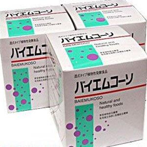 バイエムコーソ (植物性発酵食品) 280gx3個 B0087AD9Z8
