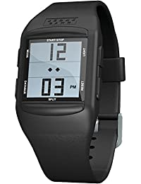 Pro Five Mode Digital Scorekeeping Watch, Black, Small/Medium
