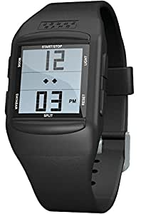 ScoreBand Pro Five Mode Digital Scorekeeping Watch, Black, Large/X-Large