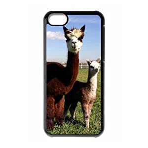 VNCASE Lama Pacos Phone Case For Iphone 5C [Pattern-1]