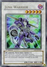 warrior starter deck - 2
