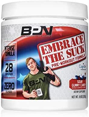 Protein & Meal Replacement: BPN Embrace the Suck
