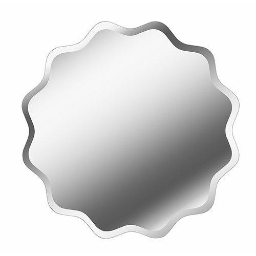 Kenroy Home Lisa Glass Wall Mirror