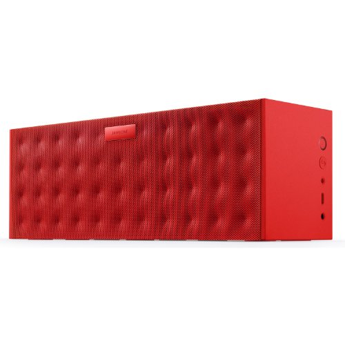 Jawbone BIG JAMBOX Wireless Bluetooth Speaker - Red Dot - Retail Packaging