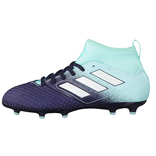 adidas Ace 17.3 FG J, Botas de Fútbol Unisex Niños Varios colores (Aquene/Ftwbla/Tinley)