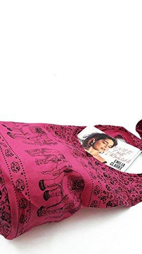 NEW Shoulder Boho Dye Tie Kraft4Life Pink Hippie Bag Crossbody Sling Messenger Hobo Bohemian dqORwf