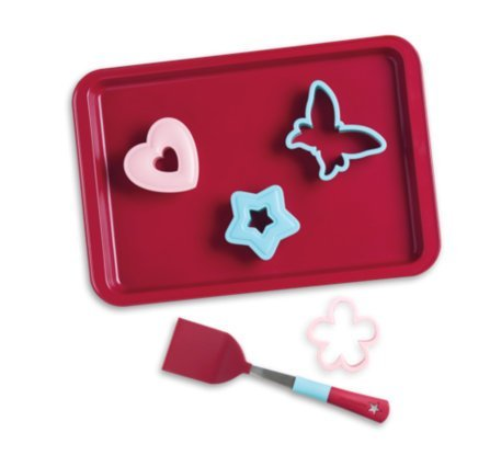 (American Girl Williams Sonoma Cookie Baking Set by American Girl)