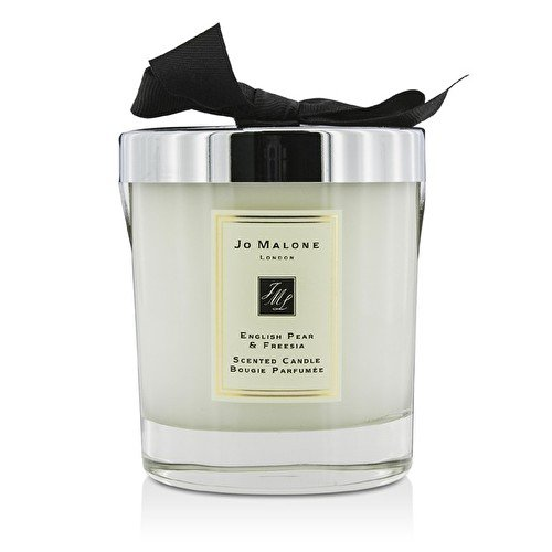 English Pear & Freesia Scented Candle - 200g (2.5 inch)