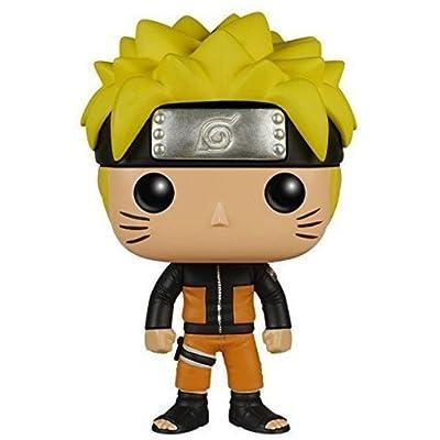 Funko POP Anime: Naruto Naruto Action Figure: Funko Pop! Animation:: Toys & Games