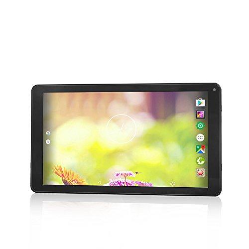 Yuntab D102 10.1 inch Android 6.0 Tablet PC Allwinner A33 Quad Core 1GB/8GB 1024 x 600 TFT LCD 5500 mAh Dual Camera WIFI (Black) by Yuntab (Image #6)