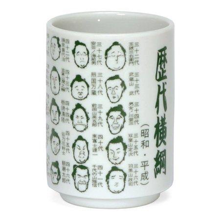 8 oz. Tea Cup Yokozuna Sushi Champions