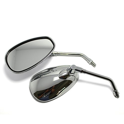 Motorcycle Rear View Mirrors - 5