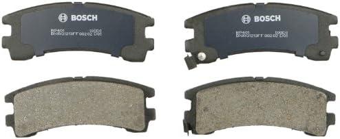 Bosch BP511 QuietCast Premium Rear Disc Brake Pad Set