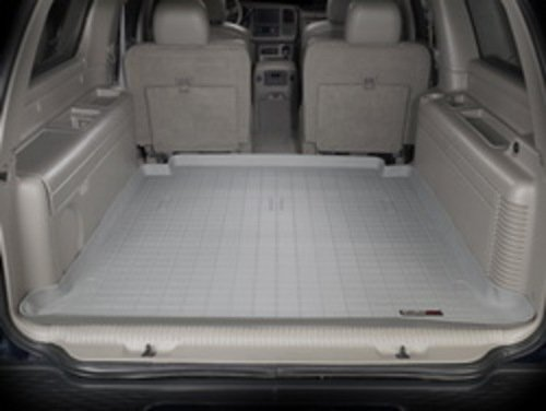 Weathertech-Macneil Automotive 42151 Cargo Liner,Gry,Behind 2nd St (Gry Liner)