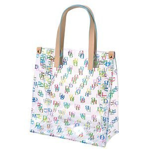 Dooney Bourke IT Clear Lunch Bag Tote ()