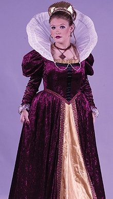 Elizabethan Queen - Small/Medium - Dress Size 2-8
