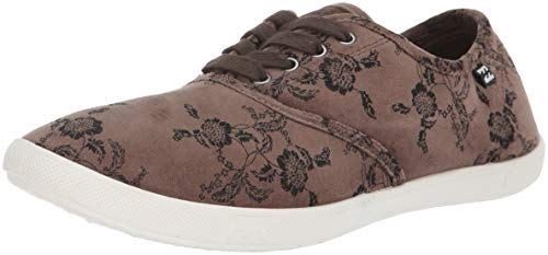 Billabong Women's Addy 2 Low Top Shoes Espresso 8