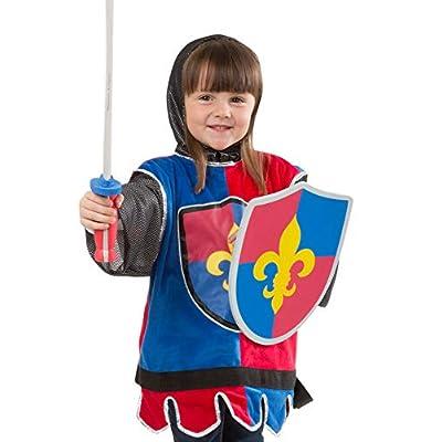 Melissa & Doug Knight Role Play Costume Set: Melissa & Doug: Toys & Games