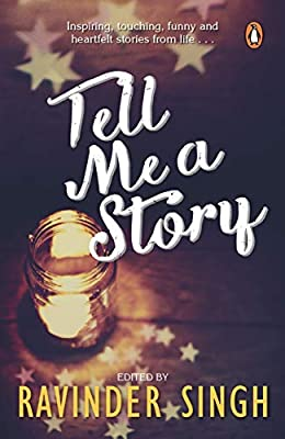 Ravinder Singh Books List : Tell me a story