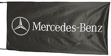 MERCEDES BENZ Flag Banner 5 x 2.5 E G GL GLK Class Sprinter