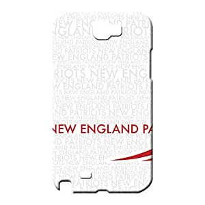samsung note 2 covers High-end Back Covers Snap On Cases For phone phone cover skin new england patriots nfl football