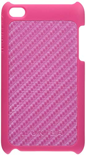 UNIEA U-Suit Indie Director Leather Hard Case for Apple iPod touch 4G (Matte Pink) / usu-it4-pink