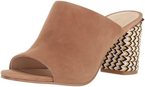 Nine West Women's Geld Suede Dress Sandal