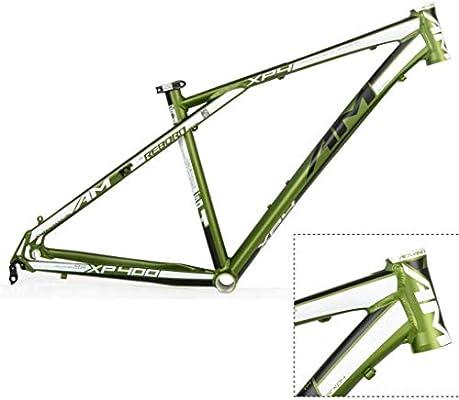 Wz Cuadros De Bicicleta XC Off-Road Montaña Bicicleta Estante Gama Alta Acero Elasticidad 26