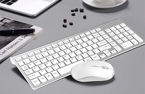 Wireless Keyboard And Mouse Combo J Joyaccess 2 4g Slim