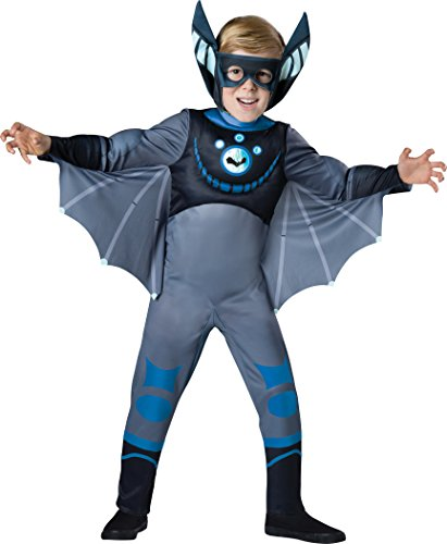 InCharacter Costumes Bat - Blue Costume, One Color, Small