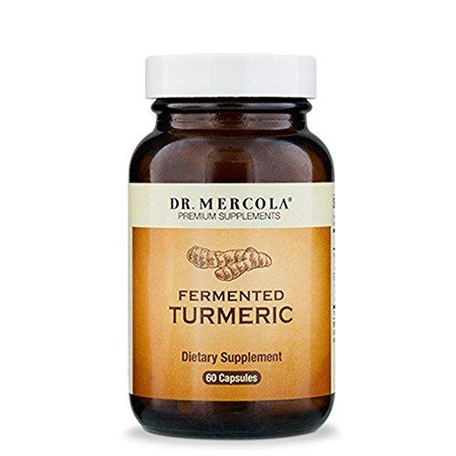 Dr. Mercola Fermented Turmeric - 60 Capsules
