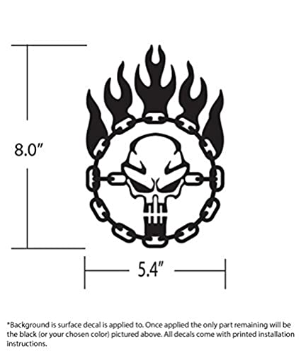 amazon immortan joe war logo chain skull steering wheel mad max 1987 Dodge Truck amazon immortan joe war logo chain skull steering wheel mad max inspired vinyl decal small yellow automotive
