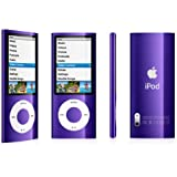 Apple iPod nano with Camera 8GB - Purple - 5th Generation