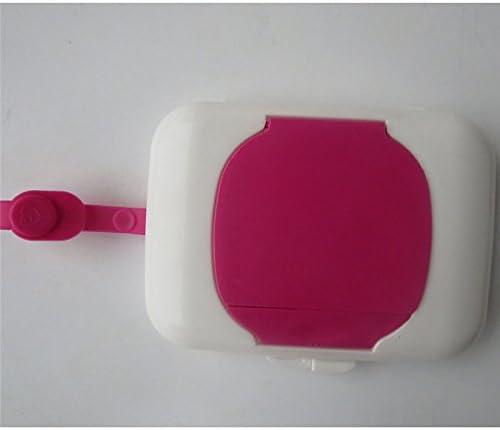 Nueva caja de plástico caja para toallitas húmedas para toallitas ...