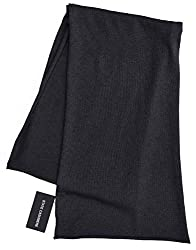 State Cashmere 100 Pure Cashmere Solid Color Scarf Wrap Ultimate Soft And Cozy 80x13 5 Black