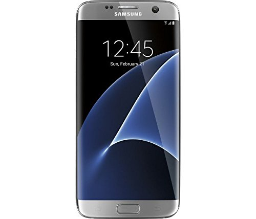 Click to buy Samsung Galaxy S7 Edge Smartphone - GSM Unlocked - 32 GB - No Warranty - Silver - From only $479.95