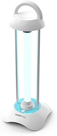 Luz de desinfección UV de ozono portátil/Luz desinfectante/lámpara ...