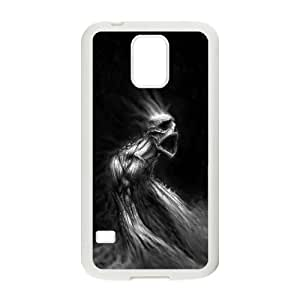 Ghost In Agony Artistic 71 0 Samsung Galaxy S5 Cell Phone Case White DIY Ornaments xxy002-3652886